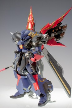 GUNDAM GUY: 1/100 IT-X001S Uranos [Marasai Revised] - Custom Build