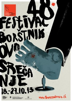 Maribor Theatre Festival in Illustration