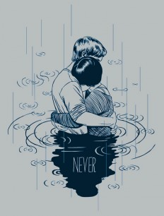 NEVER by Stasia Burrington on Inspirationde