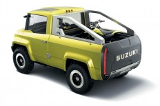 Industrial Design reference (japanesecarssince1946: Suzuki X-Head Concept -...)