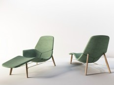 Industrial Design reference (yoadriang: Atoll Lounge Chair, designed by...)