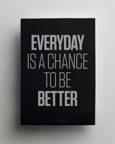 Linxspiration — linxsupply: Everyday is a chance to be...