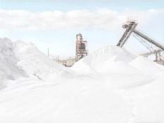 Minimalist Landscapes of Western Australia's Salt Mines