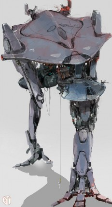 Concept Robots | sf | Pinterest | Robots