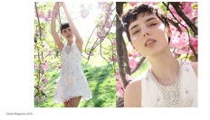 CARLA PIVONSKI® | LA BELLE FLEUR by Carla Pivonski #fashionphotography #photography