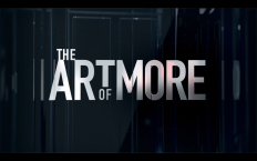 THE ART OF MORE - TITLE SEQUENCE on