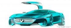 Car Design Portfolio on