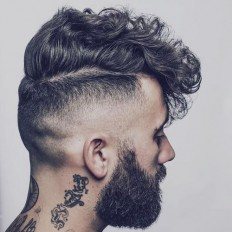 Haircut by The Nomad Barber on Inspirationde
