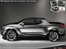 Hyundai Santa Cruz Crossover Truck Concept (2015) picture #02, 1280x960