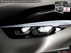 Hyundai Santa Cruz Crossover Truck Concept (2015) picture #07, 1280x960