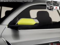 Hyundai Santa Cruz Crossover Truck Concept (2015) picture #08, 1280x960
