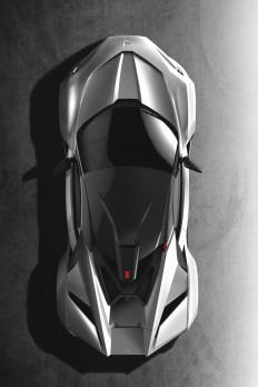 W Motors Fenyr SuperSport - Car Body Design