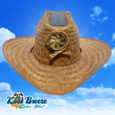 Men's Cowboy Plain Solar Cooling Hat UPF 50+ Protection | hat | Pinterest