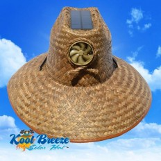 Men's Thurman Plain Solar Straw Hat UPF 50+ Protection | hat | Pinterest