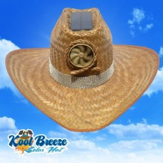 Cowgirl w./Bling Solar Cooling Hat UPF 50+ Protection | hat | Pinterest