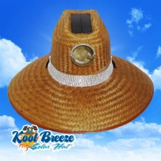 Lady's Thurman w./ Bling Solar Cooling Hat UPF 50+ Protection | hat | Pinterest