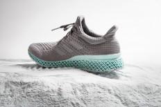 adidas 3D printed ocean plastic shoe
