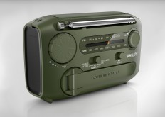 Portable Survival Radio | PHILIPS on