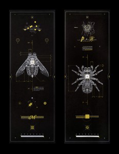Mechanical Insects on