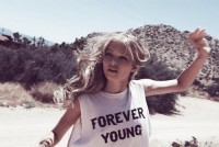 america, blonde, fashion, forever young, love - inspiring picture on Favim.com