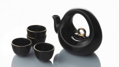Ceramics: Black and Gold - Journal - Dering Hall