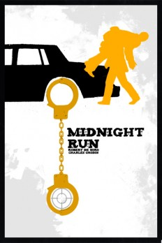 Fuck Yeah Movie Posters! — Midnight Run by Edgar Ascensão