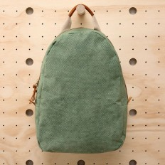 Perforated Backpack Sage - UASHMAMA