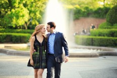 New York City Engagement Photos | Angela & Adam