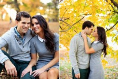 Central Park Engagement Photos | Michelle & Adam