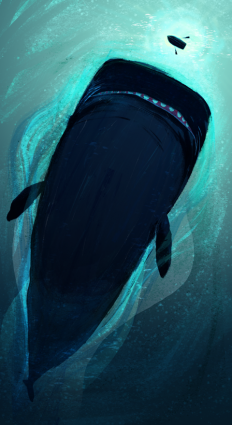 The Whale on Inspirationde