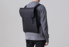 Look No Further for a Minimalist Backpack | Yanko Design