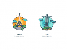 Another kind of icons 3 by Darius Dan