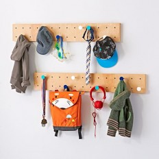 Long Narrow On the Pegboard | The Land of Nod