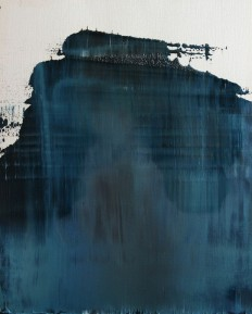 "Koen Lybaert; Oil 2013 Painting ""abstract N° 702"" on Inspirationde"