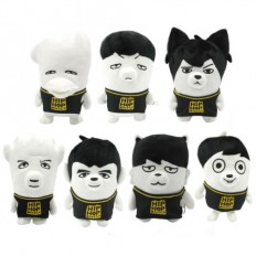 BTS BANGTAN BOYS - Hiphop Monster Plush Dolls (Select Member) *Gift