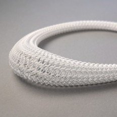 knit necklace - 3d printed necklace MONOCIRCUS