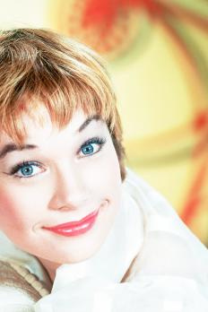 SFW Beauty: msmildred: Shirley MacLaine, c. 1958.