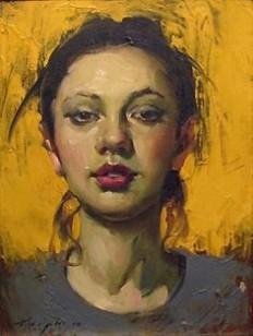 portraits paintings - Pesquisa Google
