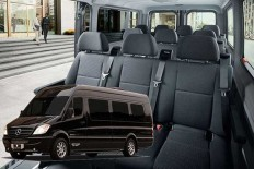 Sprinter Executive Limousines | allamericanlimo | Pinterest