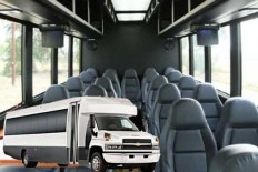 Shuttle Bus (20 to 40 Passengers) | allamericanlimo | Pinterest