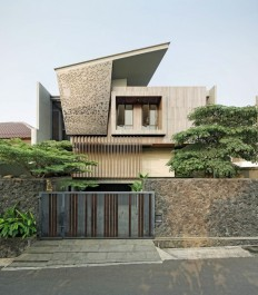 House Ben GP / Wahana Architects on Inspirationde