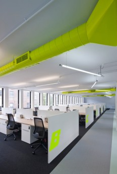 Co-Work Angel Workspace by PENSON on Inspirationde