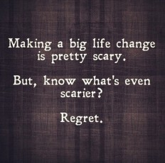 quotes about regret and changes #5 | VuzPix