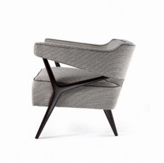 The Wallace Club Chair Studio Van den Akker: | 5. Furniture, Lighting & Interior | Pinterest
