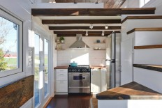 Custom Living Tiny Home | Tiny House Swoon