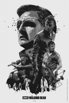 The Walking Dead Variant on Inspirationde