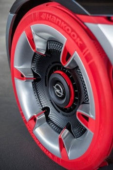 New Opel GT Concept Gets An Early Reveal Ahead Of Geneva Debut | Wheel & Detail | Pinterest