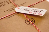 Wedding Field Guide Invitations | Oh So Beautiful Paper