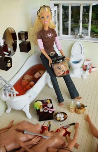 What happens when Barbie goes postal — Lost At E Minor: For creative people