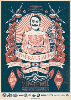 GIG Posters on Inspirationde